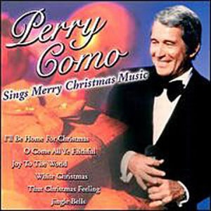 Perry Como C.H.R.I.S.T.M.A.S. cover art