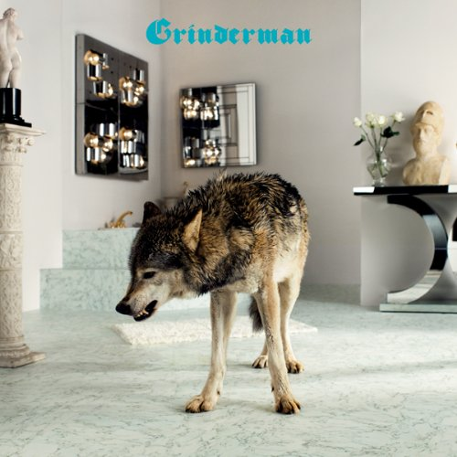 Grinderman No Pussy Blues cover art