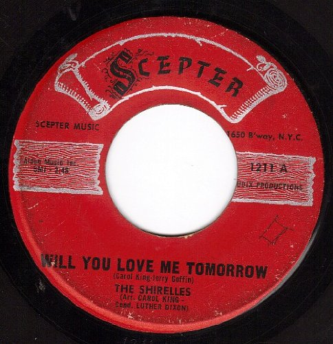 The Shirelles Will You Love Me Tomorrow (Will You Still Love Me Tomorrow) cover art