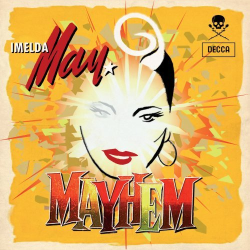 Imelda May Sneaky Freak cover art