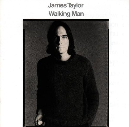 James Taylor Fading Away cover art