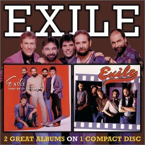Exile I Could Get Used To You cover art