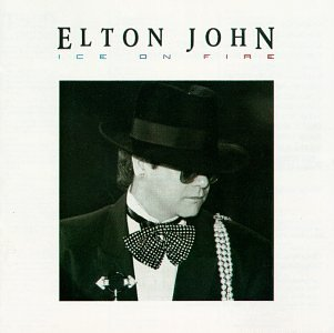Elton John Wrap Her Up cover art