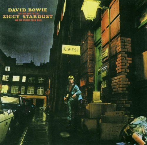 David Bowie Hang Onto Yourself cover art