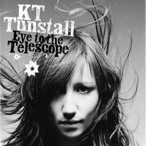 KT Tunstall Through The Dark cover art