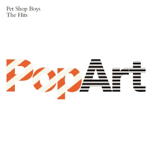 Pet Shop Boys Flamboyant cover art