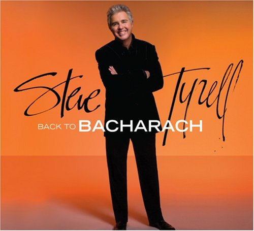 Steve Tyrell Don't Make Me Over cover art