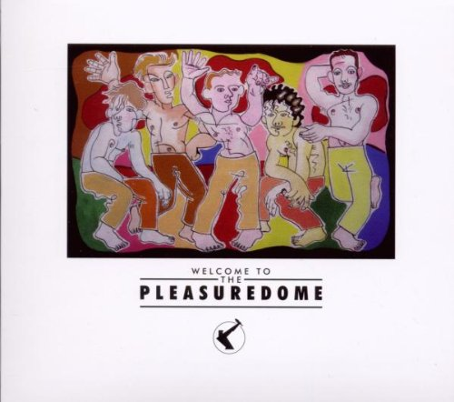 Frankie Goes To Hollywood Relax cover art