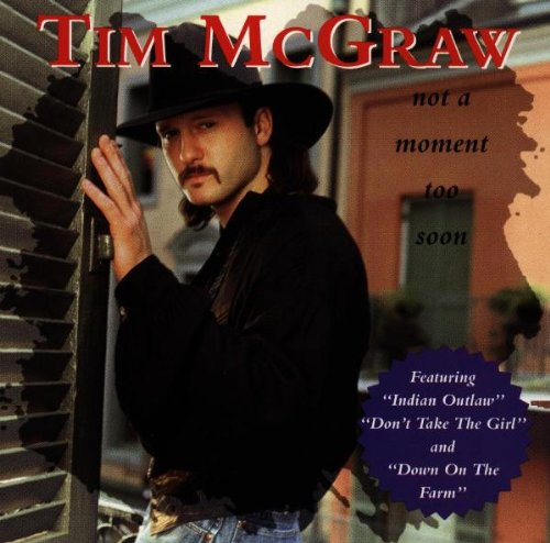 Tim McGraw Don't Take The Girl cover art