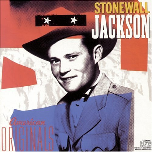 Stonewall Jackson Waterloo cover art