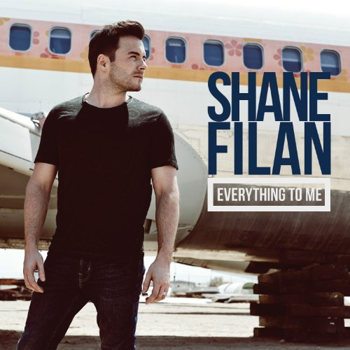 Shane Filan Everything To Me cover art