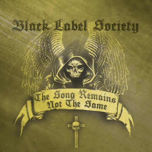 Black Label Society The First Noel cover art