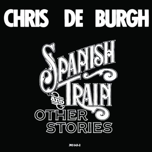 Chris De Burgh Patricia The Stripper cover art