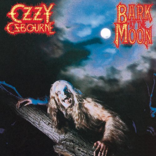 Ozzy Osbourne Bark At The Moon cover art