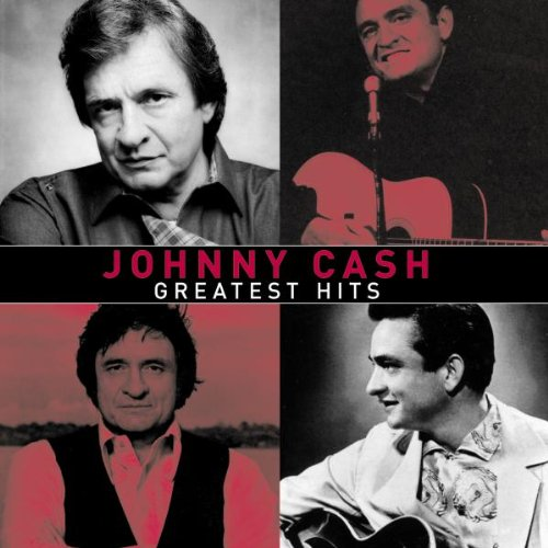 Johnny Cash Get Rhythm cover art
