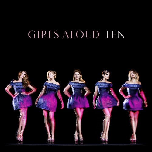 Girls Aloud Beautiful Cause You Love Me cover art