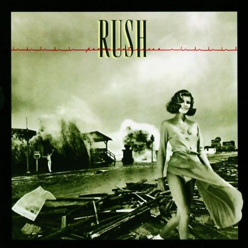 Rush Spirit Of Radio cover art