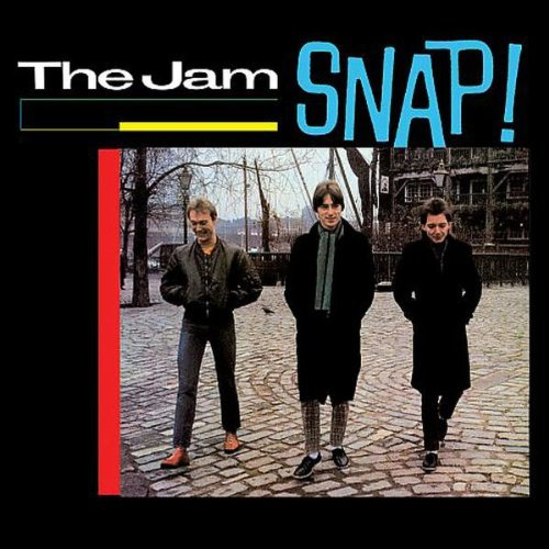 The Jam A Bomb In Wardour Street cover art
