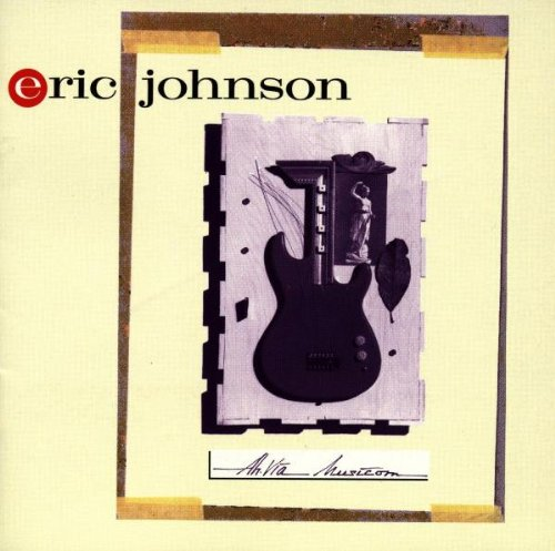 Eric Johnson Desert Rose cover art