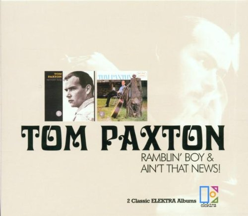 Tom Paxton The Last Thing On My Mind cover art