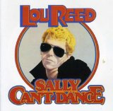 Sally Can't Dance sheet music by Lou Reed
