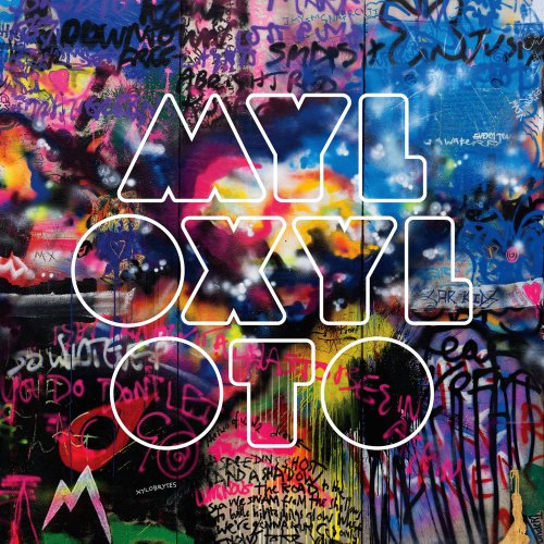 Coldplay U.F.O. cover art