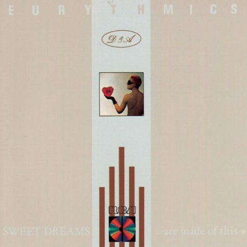 Eurythmics Here Comes The Rain Again cover art