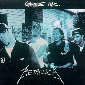 Metallica Sabbra Cadabra cover art