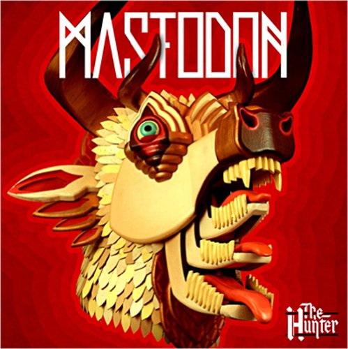 Mastodon All The Heavy Lifting cover art