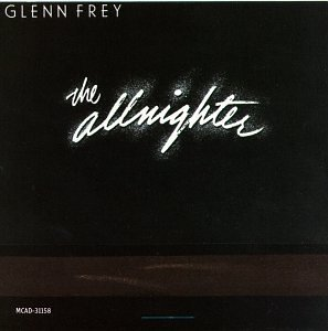 Glenn Frey The Heat Is On cover art