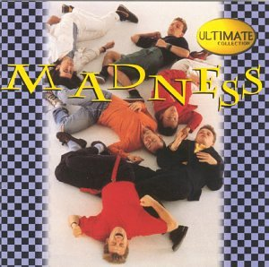 Madness The House Of Fun cover art