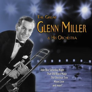Glenn Miller Moon Love cover art