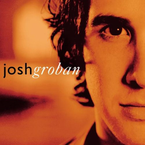 Josh Groban Never Let Go cover art