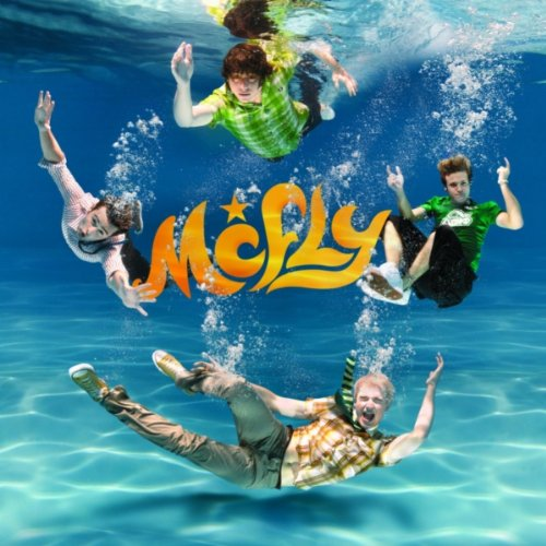 McFly Don't Stop Me Now cover art
