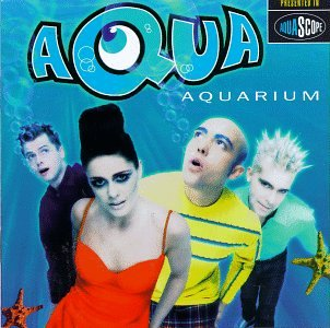 Aqua Barbie Girl cover art