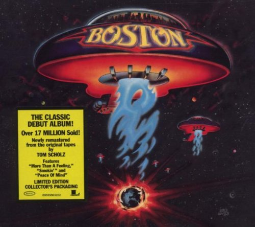 Boston Hitch A Ride cover art
