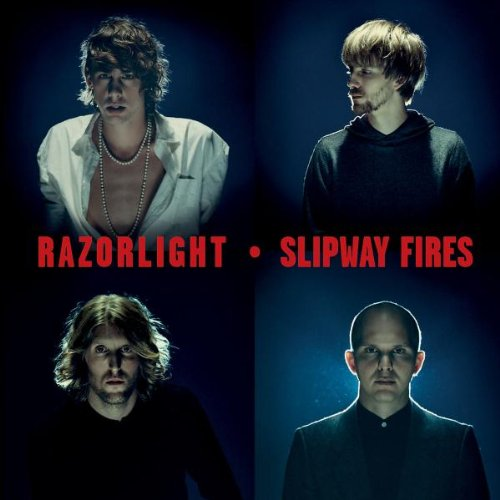 Razorlight Burberry Blue Eyes cover art