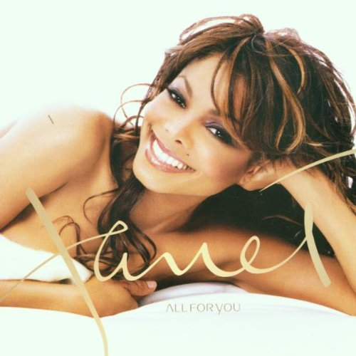 Janet Jackson All For You cover art