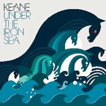 Keane Let It Slide cover art