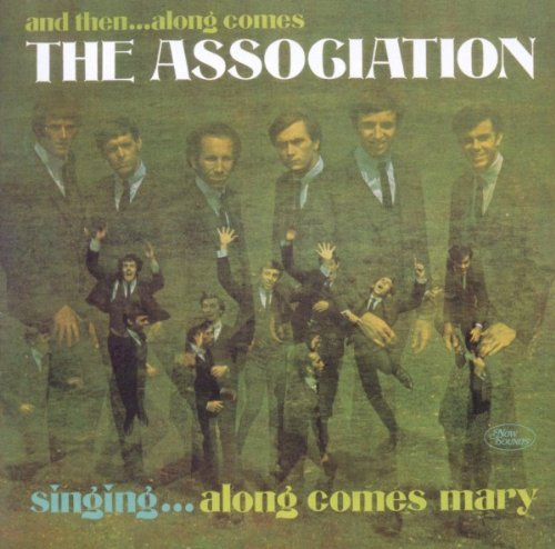 The Association Cherish cover art