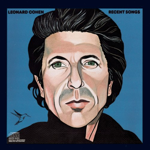 Leonard Cohen The Smokey Life cover art