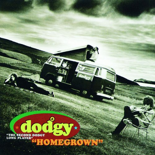 Dodgy Grassman cover art