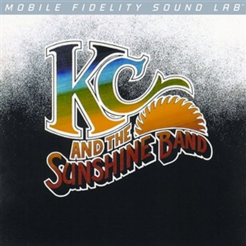 KC and The Sunshine Band Get Down Tonight cover art