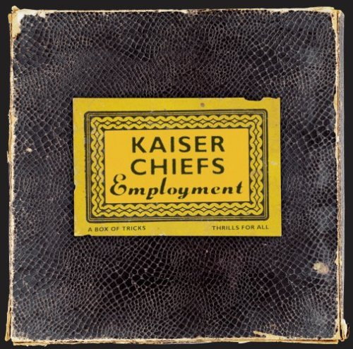Kaiser Chiefs Saturday Night cover art
