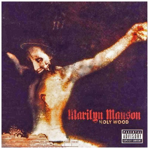 Marilyn Manson The Nobodies cover art