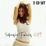 Up! sheet music by Shania Twain