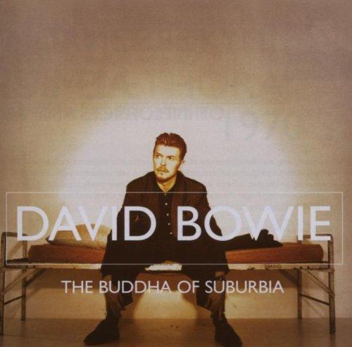 David Bowie The Buddha Of Suburbia cover art