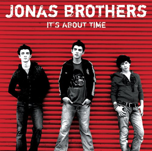 Jonas Brothers Year 3000 cover art