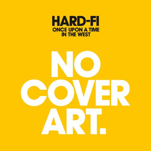 Hard-Fi I Close My Eyes cover art
