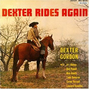 Dexter Gordon Blow Mr. Dexter cover art